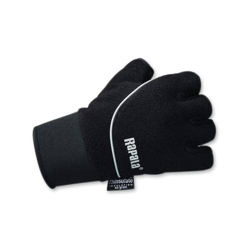 Перчатки Stretch Half Finger размер M