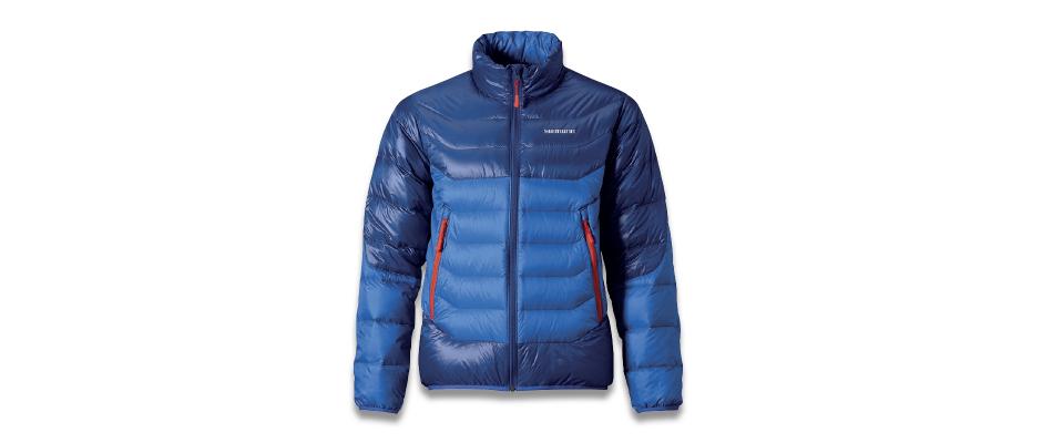 Куртка пуховая Shimano JA-052M синяя 59YJA052M3D