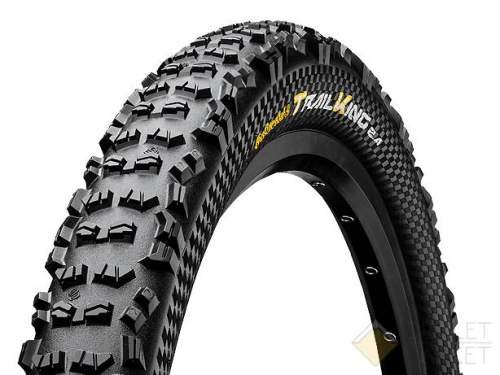 Покрышка Continental Trail King 2.4 29x2.4 чёр./чёр. складная 4/240TPI ProTection Apex BlackChili