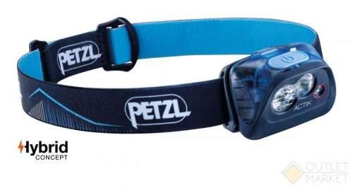 Фонарь налобный Petzl ACTIC синий