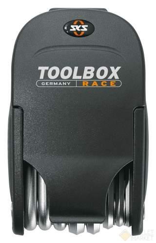 Инструмент складной Sks toolbox race 15 функций