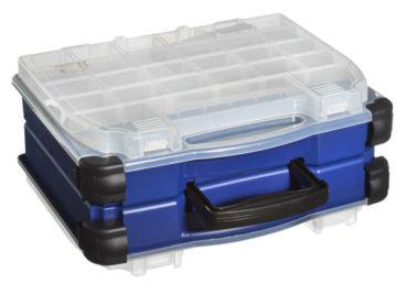 Plano 3952-10 Ящик двухуровневый для приманок и аксессуаров 30-104 отсеков