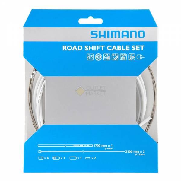 Трос и оплетка переключения Shimano Y60098012