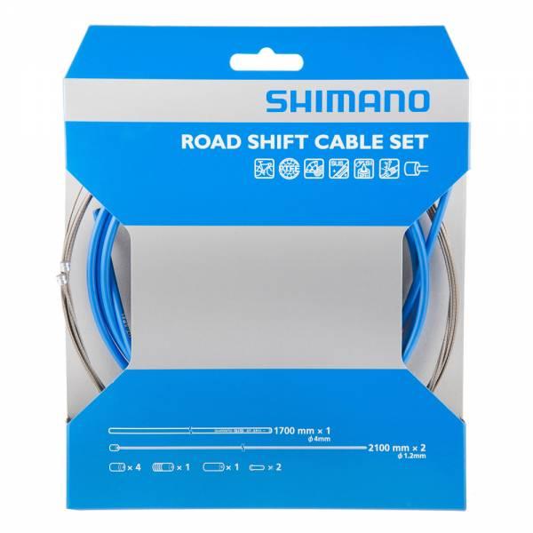Трос и оплетка переключения Shimano Y60098015