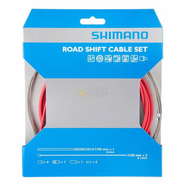 Трос и оплетка переключения Shimano Y60098014