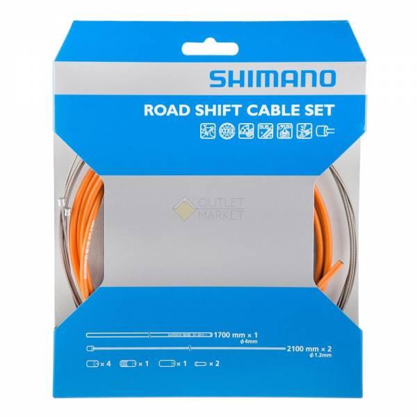 Трос и оплетка переключения Shimano Y60098017