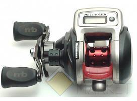 Катушка Megabass Retgraph RG15L