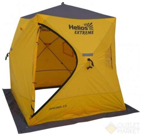 Палатка зимняя Helios Extrim призма 2х2