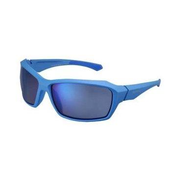 Велоочки Shimano CE-S22X матовые голуб/св. голуб ECES22XSBUB