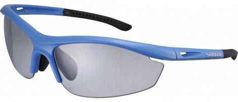 Велоочки Shimano CE-S20R-PH св. голуб/черн фотохром. ECES20RPHUBL