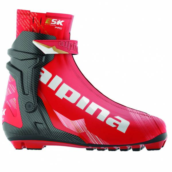 Ботинки лыжные Alpina 5019-7-475