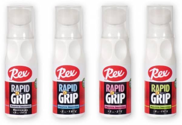 Мазь держания Rex Rapid Grip 0 -20 REX-319