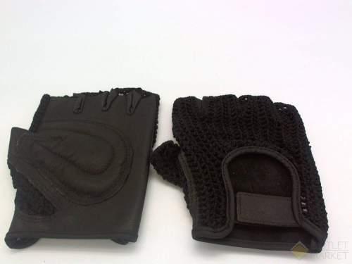 Велосипедные перчатки TBS h-2. материал: кожа/сетчатый полиэстер