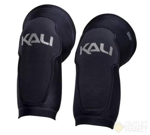 Защита KALI на колени MISSION Knee Guard черн/серый.
