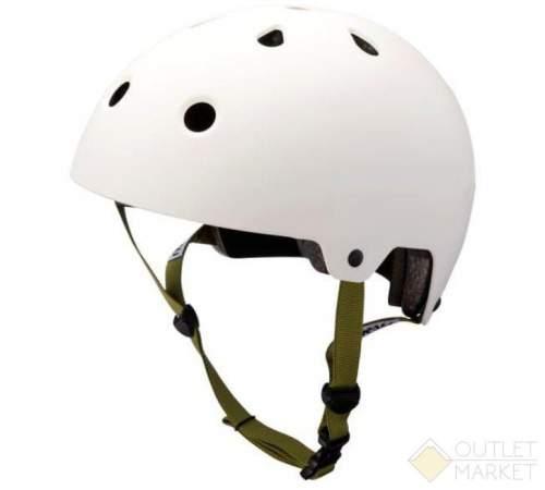 Шлем KALI BMX/FREESTYLE MAHA White 10отв. белый