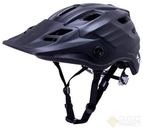 Шлем KALI ENDURO/MTB MAYA2.0 12отв Mat Blk черный матовый LDL