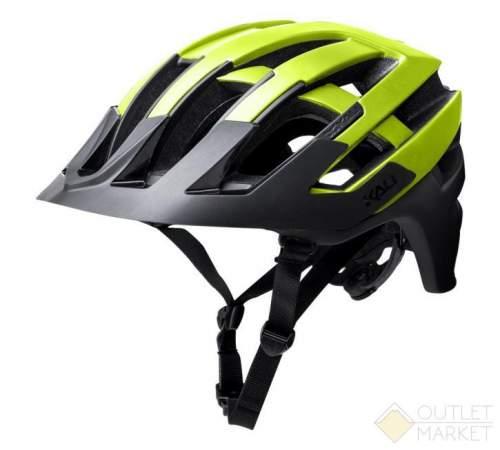 Шлем KALI ENDURO/MTB INTERCEPTOR 24отв сист BOA рег-ка р-ра крепление фонаря и камеры