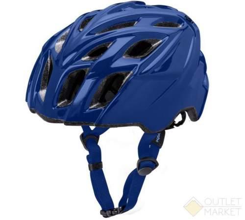 Шлем KALI ШОССЕ/ROAD CHAKRA MONO 21 отв. Blu синий 292гр CF