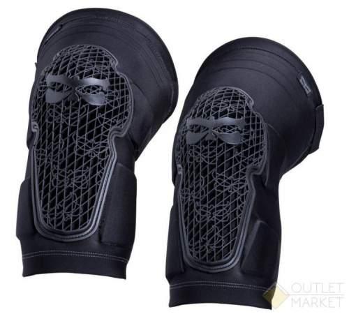 Защита KALI на колени STRIKE Knee Guard черный.