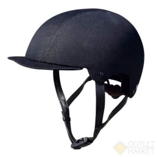 Шлем KALI URBAN/BMX SAHA LUXE 11отв. обтянут джинс. тканью. 462г. BIO.