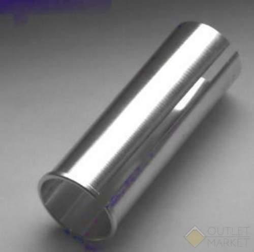 Адаптер подседельного штыря AUTHOR KL-001 алюминиевый 27.2/30.4 50 мм