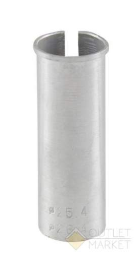 Адаптер подседельного штыря GTC алюминиевый 27.2/30.9 80 мм