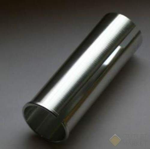 Адаптер подседельного штыря GTC алюминиевый 27.2/31.4 80 мм