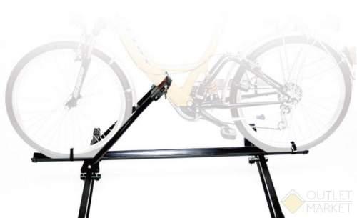 Багажник PERUZZO NAPOLI автомобильный для перевозки велосипеда на крышу для 1-го велосипеда