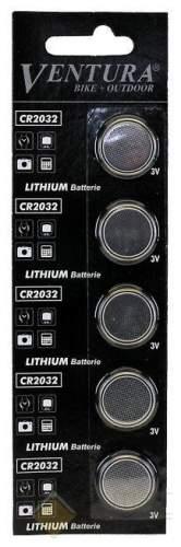 Батарейки СR2032 для велокомпьютера часов фонарей весов