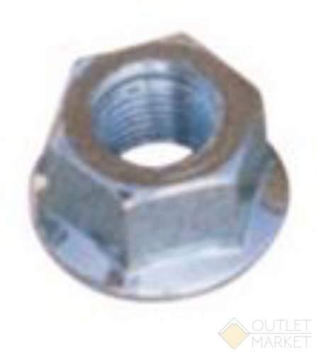 Гайка оси 3/8 х26 TPI сталь для втулок 5-325021/26 6-775/6-776 и т.п.