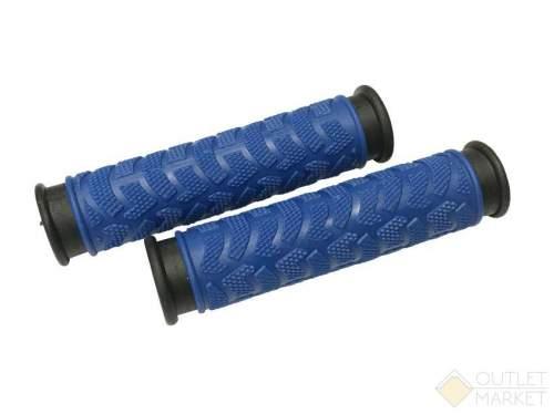 Грипсы CLARKS С49BB резиновые 125 мм 2-х компонентные