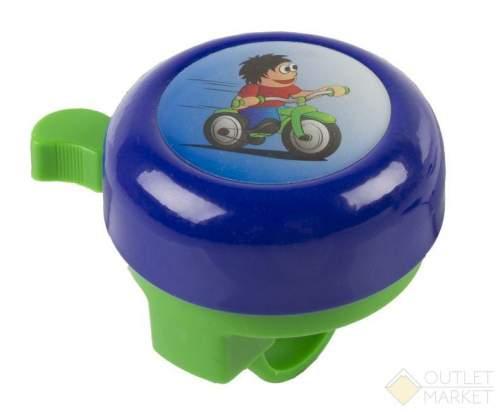 Звонок велосипедный M-WAVE детский