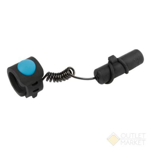 Звонок велосипедный M-WAVE электрический влагозащитный