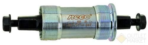 Каретка NECO стальные чашки 110,5 / 20,5 мм