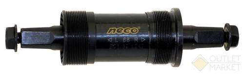 Каретка NECO чашка левая-сталь правая-пластик 127,5 / 29,5 мм