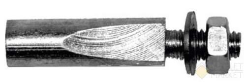 Клинья для шатунов MARK19 оцинкованные длинные d=9,5 мм с гайкой и шайбой