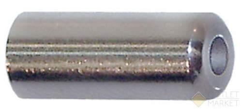 Концевик оплётки PROMAX переключения 4,1 мм фрезер. серебрист. (200 шт)