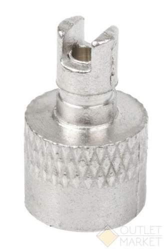 Колпачок для ниппеля авто ниппель 2 в1 с ключиком для золотника ниппеля