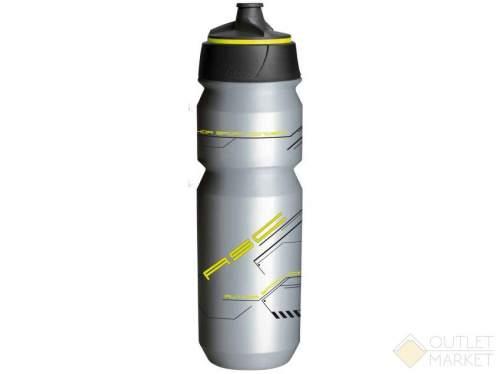 Фляга для велосипеда AUTHOR AB-Tcx-Shanti X9 суперсосок 0.85л серебристо-неоновая