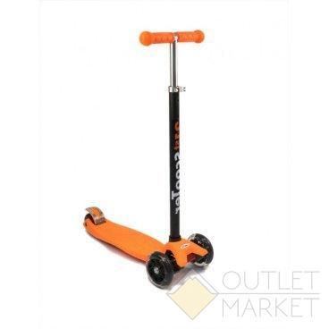 Самокат COD-X 3 колеса детский оранжевый