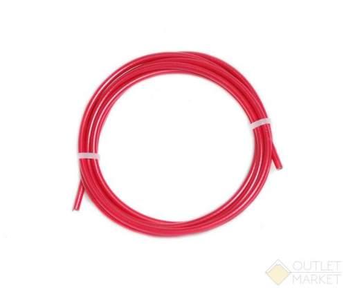 Оплётка тормозного троса HORST MTB 2/4,8мм б/загл. (2 метра) красная
