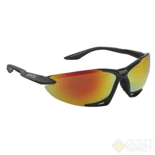 Очки MIGHTY GRILLAMID-TR90 зеркальные чёрные
