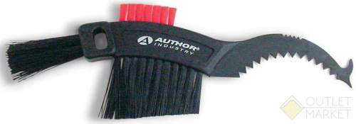 Щетка универсальная AUTHOR AHT-700 для чистки веломеханики