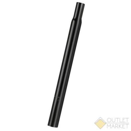 Подседельный штырь для беговелов удлиненный 22х210 мм сталь без замка