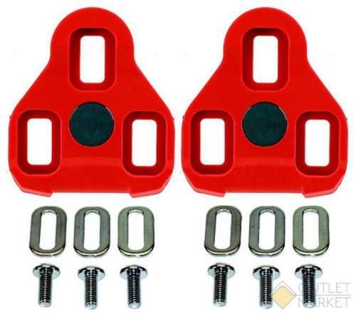 Шипы EXUSTAR для ROAD контактных педалей LOOK KEO-совместимы