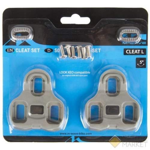 Шипы M-WAVE для ROAD контактных педалей LOOK KEO-совместимы