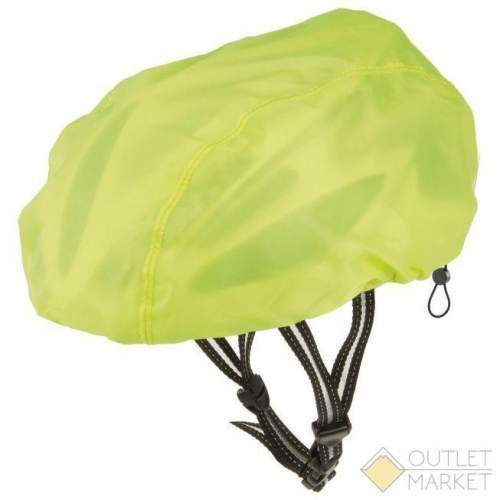 Чехол для шлема M-WAVE дышащий светоотражающий желтый