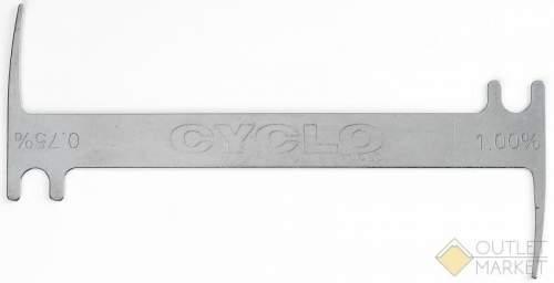 Цепеметр CYCLO механический индикатор 0,75/1% износа