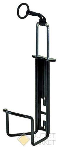 Флягодержатель до 1,5 л алюминиевый регулируемый 245-340 мм