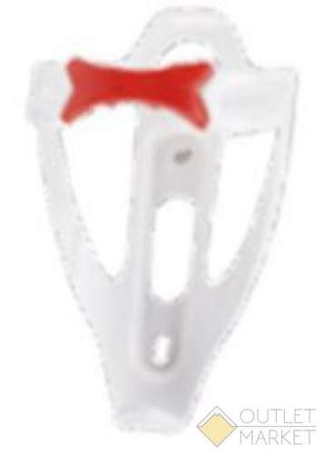 Флягодержатель HORST высокопрочный поликарбонат облегчёный с резиновой перемычкой